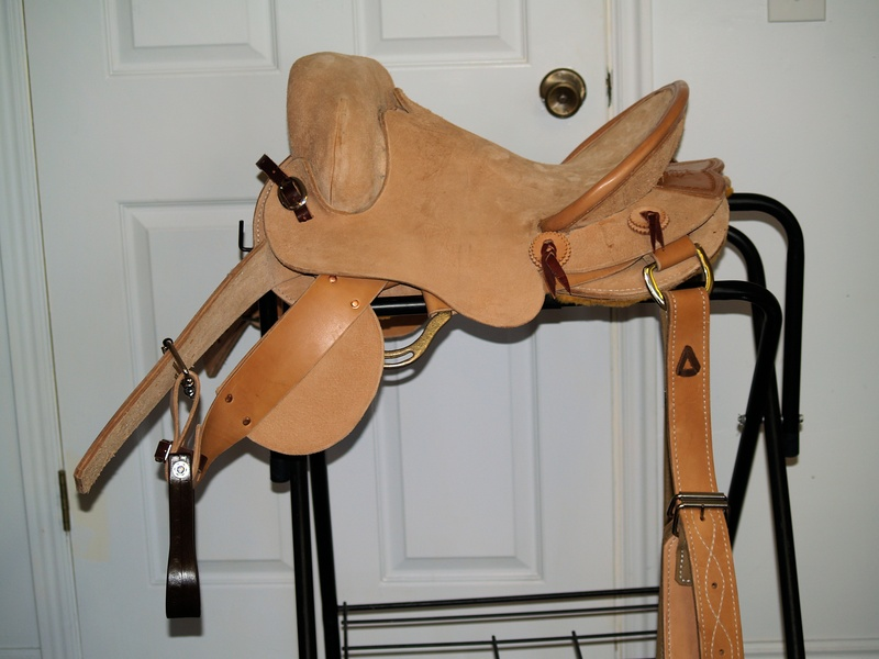 Youth Bronc Saddle