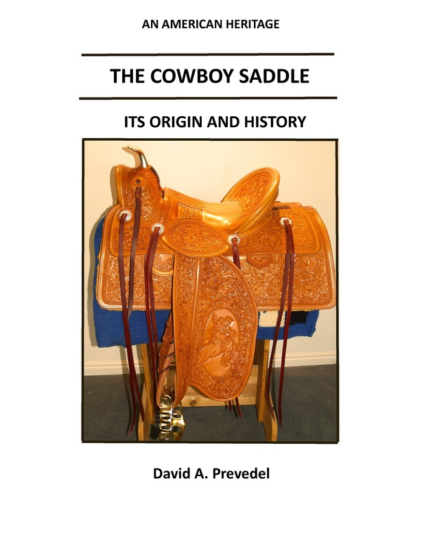 Saddle History Book