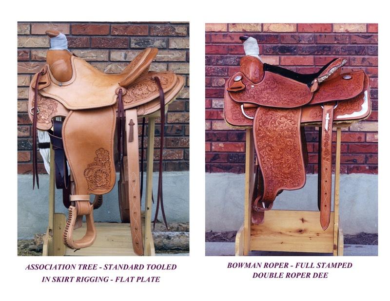 More Custom Saddles
